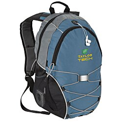 View a larger, more detailed picture of the Expedition Backpack - Embroidered