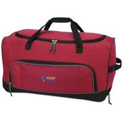 View a larger, more detailed picture of the Express Wheeled Duffel - Embroidered