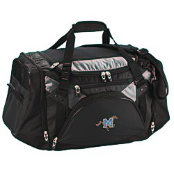 View a larger, more detailed picture of the Vertex Tech Duffel - 13 x 26 - Embroidered