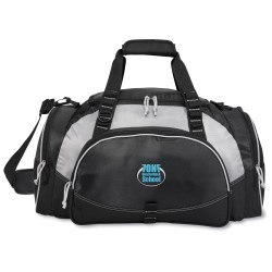 View a larger, more detailed picture of the Endzone Sport Bag - Embroidered