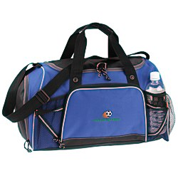 View a larger, more detailed picture of the Verve Sport Duffel - Embroidered
