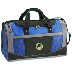 View a larger, more detailed picture of the Flex Sport Bag - 10-3 4 x 19 - Embroidered