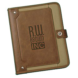 View a larger, more detailed picture of the Field & Co Cambridge Collection eTech Writing Pad