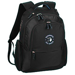 View a larger, more detailed picture of the Zoom Day Trip Backpack - Embroidered