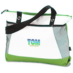 View a larger, more detailed picture of the Venture Business Tote - Embroidered