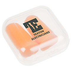 View a larger, more detailed picture of the Ear Plugs in Case
