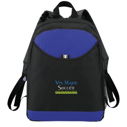 View a larger, more detailed picture of the Vert Backpack - Embroidered