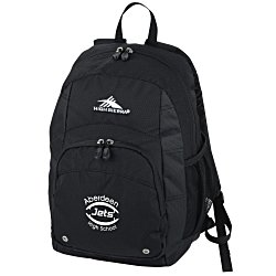View a larger, more detailed picture of the High Sierra Impact Backpack - Screen