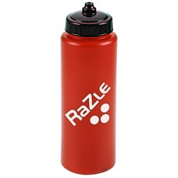 View a larger, more detailed picture of the Steady Aim Sport Bottle - 32 oz