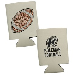 View a larger, more detailed picture of the Bling Coolie - Football