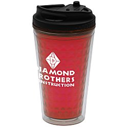 View a larger, more detailed picture of the Diamond Tumbler - 16 oz