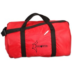View a larger, more detailed picture of the Mini Duffel Bag - Closeout