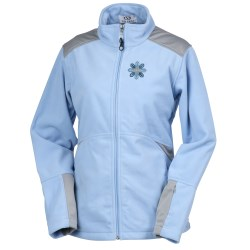 View a larger, more detailed picture of the Element Soft Shell Jacket - Ladies - Closeout