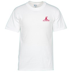 View a larger, more detailed picture of the Essential T-Shirt - Men s - White