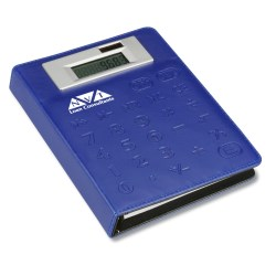 View a larger, more detailed picture of the Calcu-Note Binder On-The-Go - Closeout