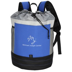 View a larger, more detailed picture of the Sandy Bottom Backpack