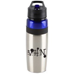 View a larger, more detailed picture of the Phoenix Bottle - 25 oz - Closeout