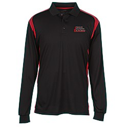 View a larger, more detailed picture of the Blitz Performance LS Sport Shirt - Men s