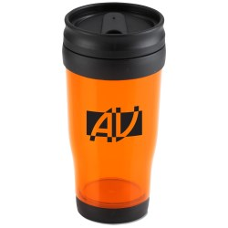 View a larger, more detailed picture of the Flair Tumbler - 14 oz - Closeout