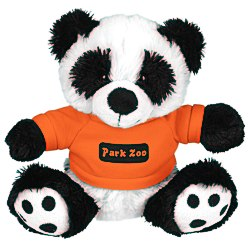 View a larger, more detailed picture of the Little Paw Panda - 24 hr