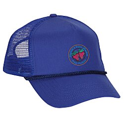View a larger, more detailed picture of the Five-Panel Trucker Cap