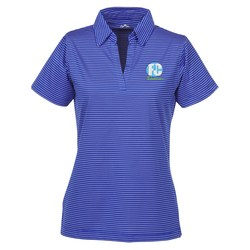 View a larger, more detailed picture of the Elgin Performance Polo - Ladies
