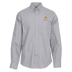View a larger, more detailed picture of the Preston EZ Care Dress Shirt - Men s - 24 hr