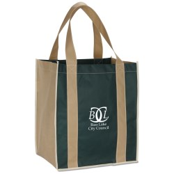 View a larger, more detailed picture of the Mucho Grande Accent Tote - 15 x 13 - Overstock