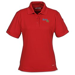 View a larger, more detailed picture of the Pico Performance Pocket Polo - Ladies - 24 hr