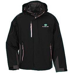 View a larger, more detailed picture of the Teton 3-in-1 Waterproof Jacket - Men s - 24 hr