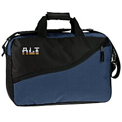 View a larger, more detailed picture of the Montana Laptop Bag - Embroidered