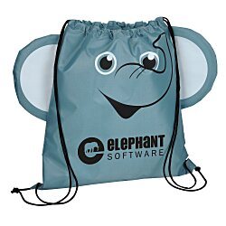 View a larger, more detailed picture of the Paws N Claws Sportpack - Elephant - 24 hr