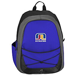 View a larger, more detailed picture of the Tri-Tone Sport Backpack - Embroidered