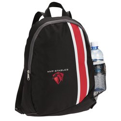 View a larger, more detailed picture of the Speedway Backpack - Embroidered