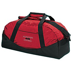 View a larger, more detailed picture of the Classic Cargo Duffel - Large - Embroidered