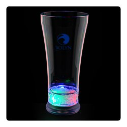 View a larger, more detailed picture of the LED Pilsner Cup - 14 oz - Multicolor