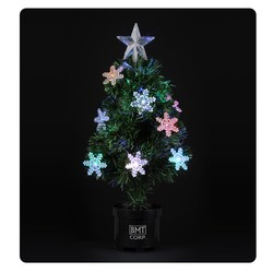 View a larger, more detailed picture of the Light Up Tree - 24 - Green