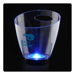 View a larger, more detailed picture of the Light-Up Ice Bucket