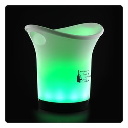 View a larger, more detailed picture of the Light Up Champagne Bucket