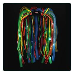 View a larger, more detailed picture of the LED Noodle Headband - Multicolor