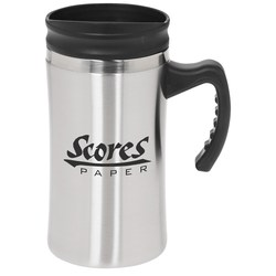 View a larger, more detailed picture of the Zarf Travel Mug - 27 oz