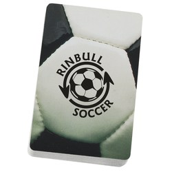 View a larger, more detailed picture of the Soccer Playing Cards