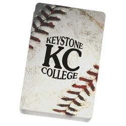 View a larger, more detailed picture of the Baseball Playing Cards - Closeout