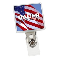 View a larger, more detailed picture of the Basics ID Holder - Square