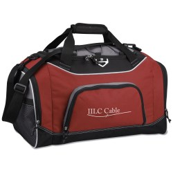 View a larger, more detailed picture of the Atlas Sport Duffel - Closeout