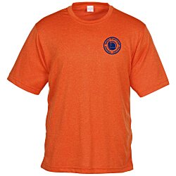 View a larger, more detailed picture of the Heather Challenger Tee - Men s