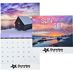 View a larger, more detailed picture of the Sunrise Sunset Calendar