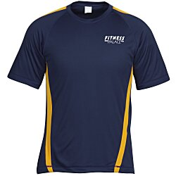 View a larger, more detailed picture of the Colorblock Contender Tee - Men s