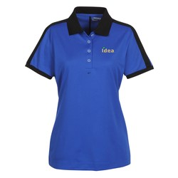 View a larger, more detailed picture of the Nike Performance Dri-Fit N98 Polo - Ladies