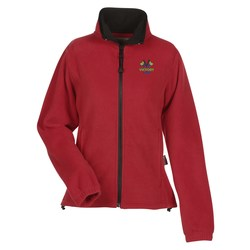 View a larger, more detailed picture of the Telluride Signature Fleece Jacket - Ladies